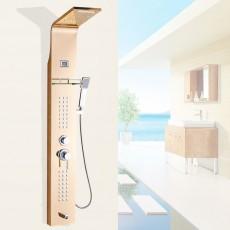 Хидромасажен душ панел от неръждаема стомана А311
