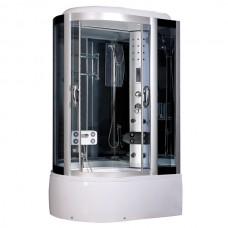 Хидромасажна душ кабина Лазур дясна,  120x 80x215 cm