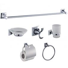 Комплект аксесоари за баня от  6 части - A5