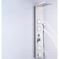Хидромасажен душ панел от неръждаема стомана А315