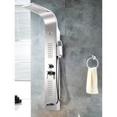 Хидромасажен душ панел от неръждаема стомана А326