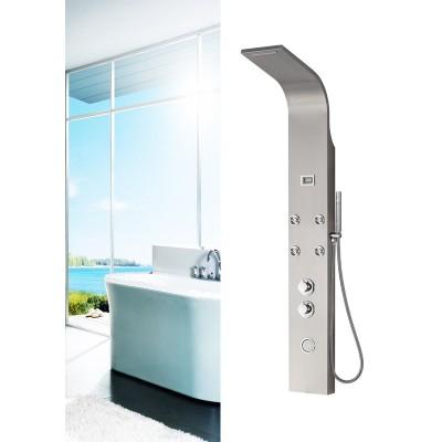 Хидромасажен душ панел от неръждаема стомана А317