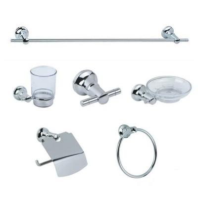Комплект аксесоари за баня от шест части A2