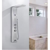 Хидромасажен душ панел от неръждаема стомана А319