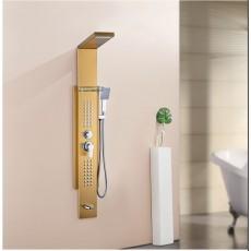 Хидромасажен душ панел от неръждаема стомана А321